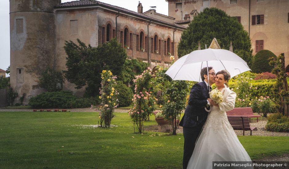 Il matrimonio di Antonino e Elena a Santhià, Vercelli