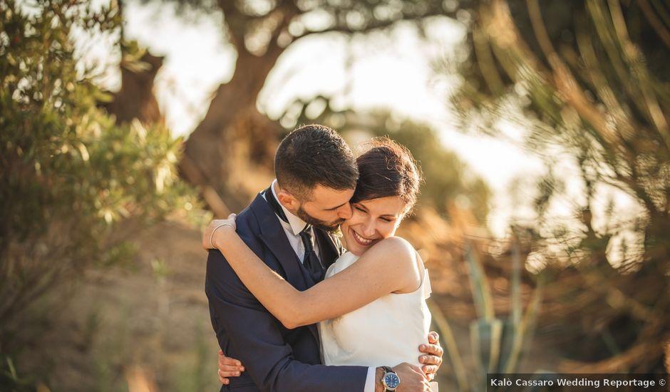Il matrimonio di Vito e Daniela a Agrigento, Agrigento