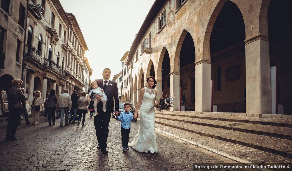 Il matrimonio di Paolo e Ahenk a Conegliano, Treviso