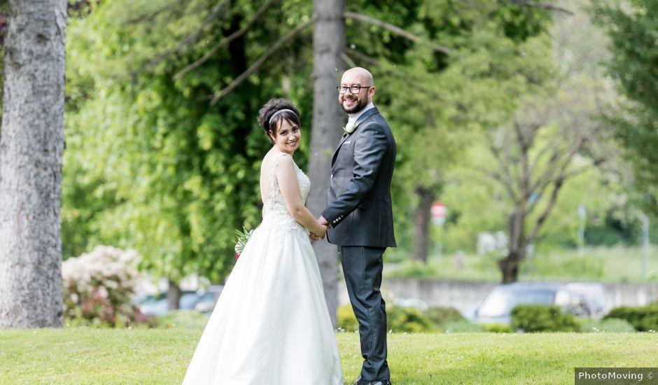Il matrimonio di Massimiliano e Giulia a Cusano Milanino, Milano