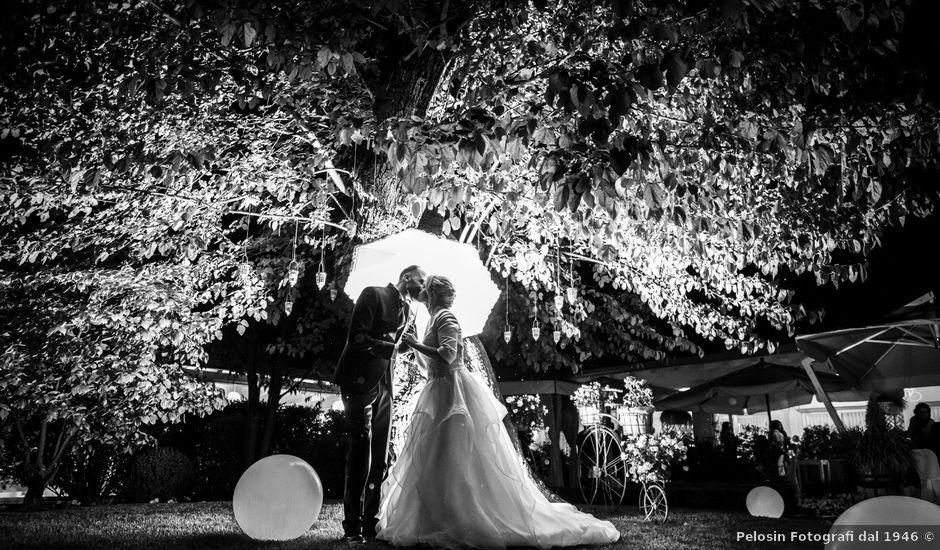 Il matrimonio di Cristina e Paolo a Galliera Veneta, Padova