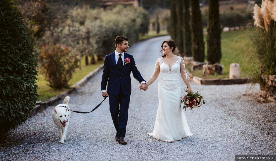 Il matrimonio di Fabrizio e Francesca a Capriolo, Brescia