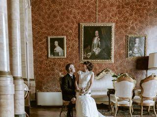 Le nozze di Lydia e Rod