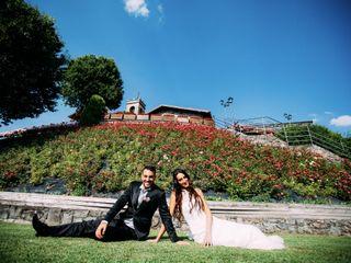 Le nozze di Serena e Christian 1