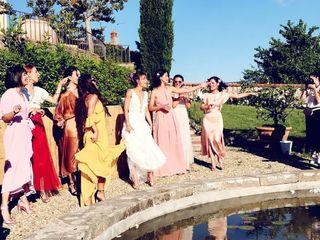 Le nozze di Patrick e Alessia 1