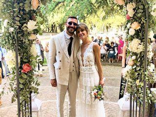 Le nozze di Patrick e Alessia