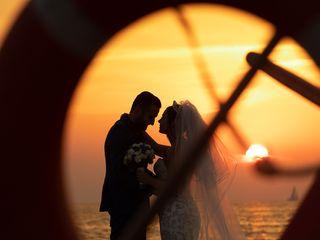 Le nozze di Valentina e Erik