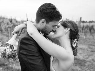 Le nozze di Silvia e Andrea Valerio