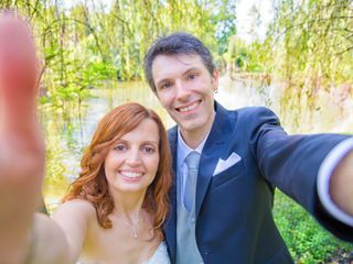 Le nozze di Elisa e Erik