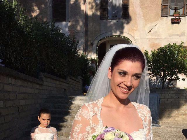 Il matrimonio di Marco e Claudia a Anguillara Sabazia, Roma 3