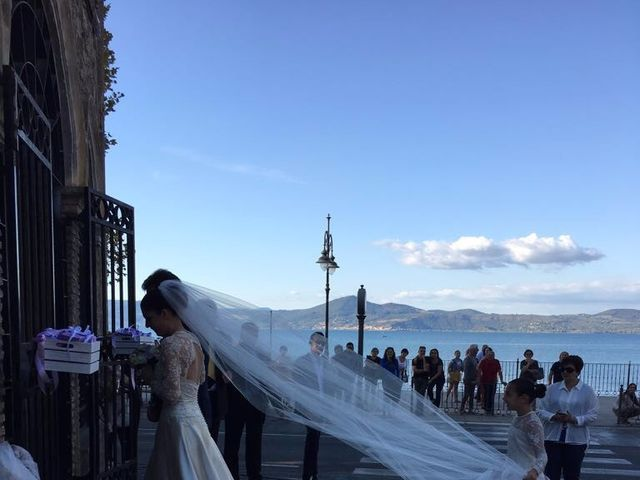 Il matrimonio di Marco e Claudia a Anguillara Sabazia, Roma 4