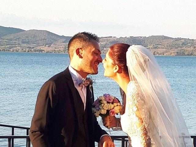 Il matrimonio di Marco e Claudia a Anguillara Sabazia, Roma 9