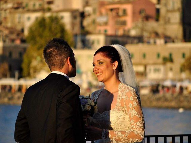 Il matrimonio di Marco e Claudia a Anguillara Sabazia, Roma 1