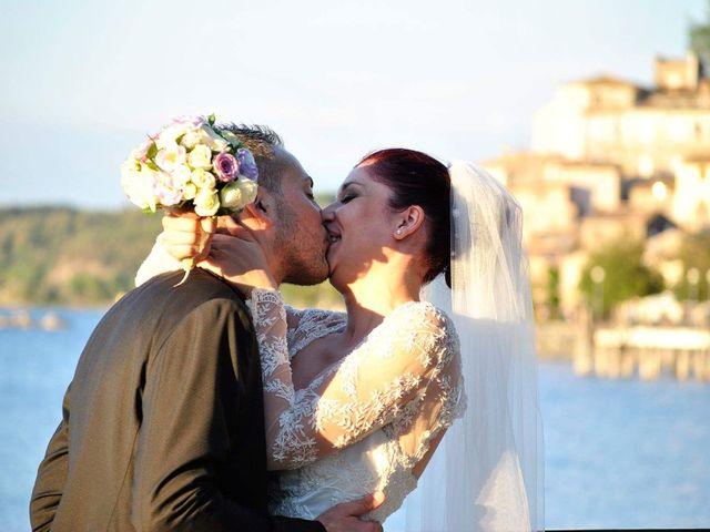 Il matrimonio di Marco e Claudia a Anguillara Sabazia, Roma 2