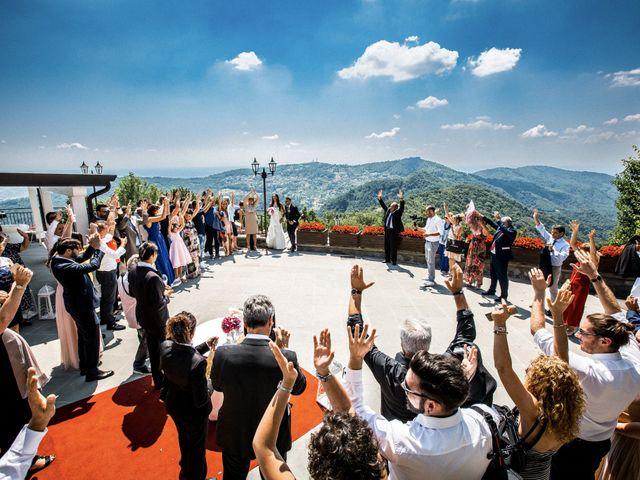 Il matrimonio di Christian e Serena a Monza, Monza e Brianza 7