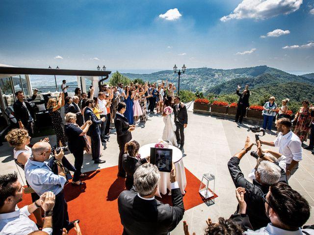 Il matrimonio di Christian e Serena a Monza, Monza e Brianza 8