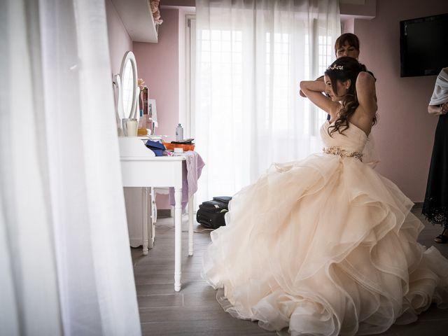 Il matrimonio di Umberto e Mariangela a Roma, Roma 15