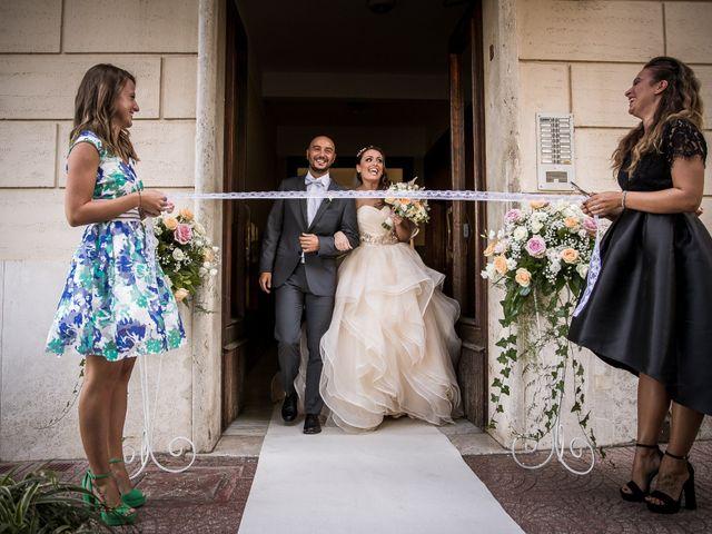 Il matrimonio di Umberto e Mariangela a Roma, Roma 19
