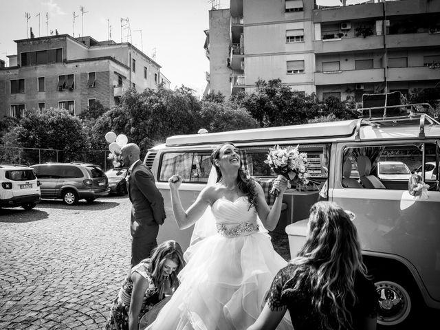 Il matrimonio di Umberto e Mariangela a Roma, Roma 23