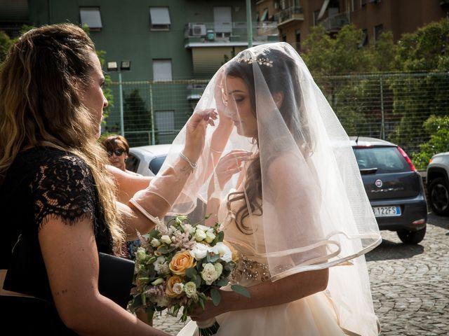 Il matrimonio di Umberto e Mariangela a Roma, Roma 25