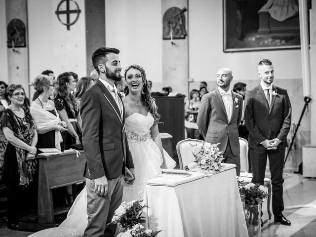 Il matrimonio di Umberto e Mariangela a Roma, Roma 27