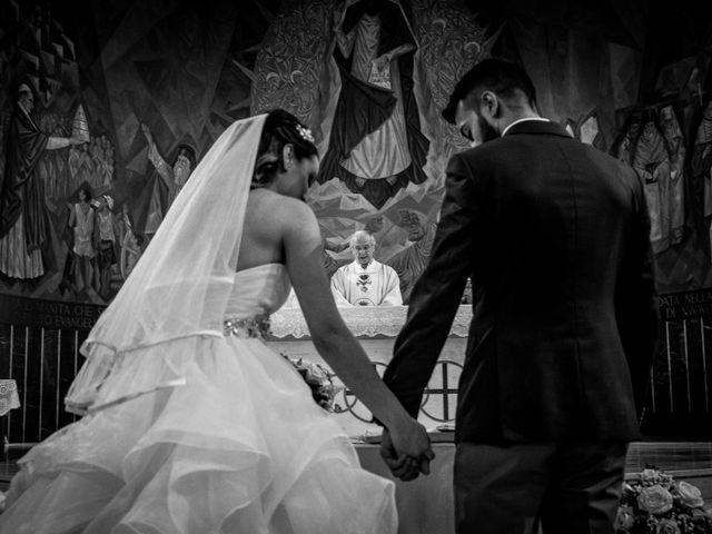 Il matrimonio di Umberto e Mariangela a Roma, Roma 28