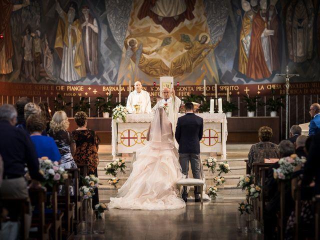 Il matrimonio di Umberto e Mariangela a Roma, Roma 29