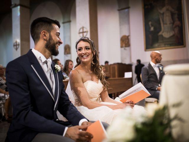 Il matrimonio di Umberto e Mariangela a Roma, Roma 30