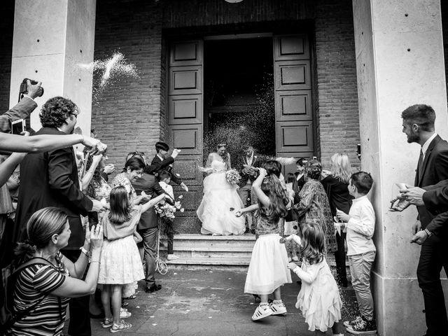 Il matrimonio di Umberto e Mariangela a Roma, Roma 39