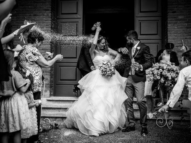 Il matrimonio di Umberto e Mariangela a Roma, Roma 40
