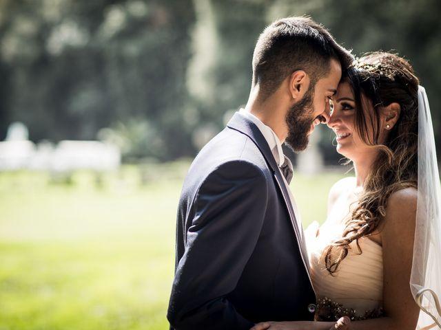 Il matrimonio di Umberto e Mariangela a Roma, Roma 48