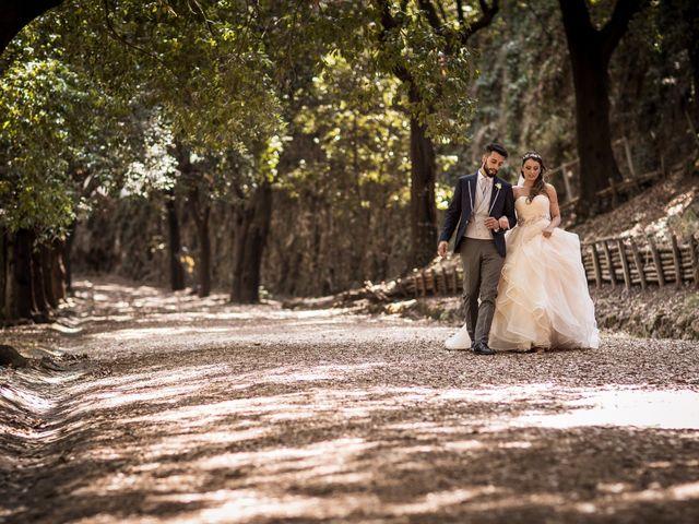 Il matrimonio di Umberto e Mariangela a Roma, Roma 1