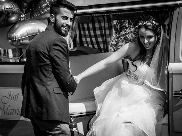Il matrimonio di Umberto e Mariangela a Roma, Roma 52