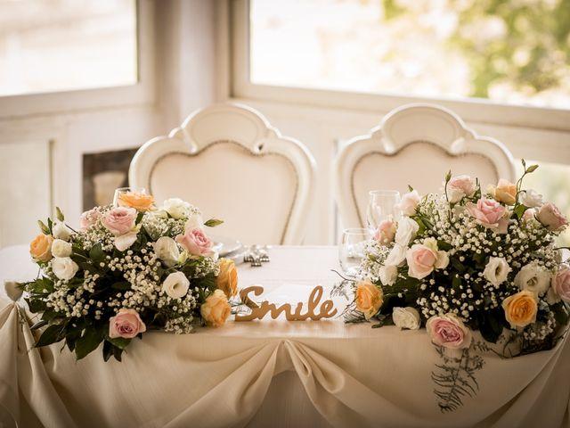 Il matrimonio di Umberto e Mariangela a Roma, Roma 61