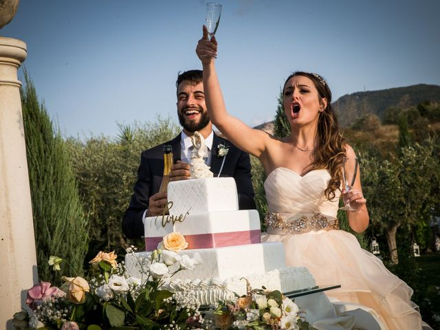 Il matrimonio di Umberto e Mariangela a Roma, Roma 73