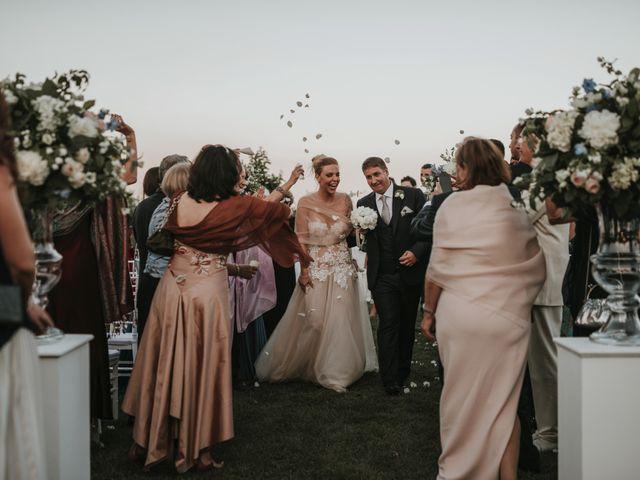 le nozze di Lucia e Jerome