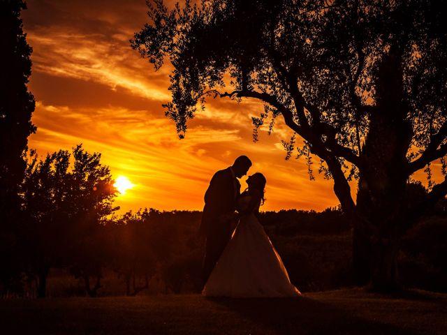 le nozze di Filomena e Gianluca