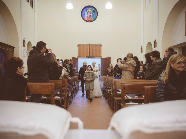 Il matrimonio di Marco e Giorgia a Brisighella, Ravenna 7