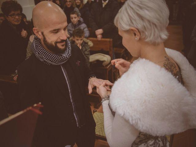 Il matrimonio di Marco e Giorgia a Brisighella, Ravenna 13
