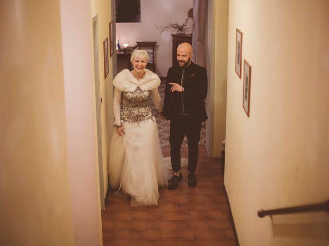 Il matrimonio di Marco e Giorgia a Brisighella, Ravenna 20