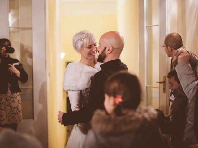 Il matrimonio di Marco e Giorgia a Brisighella, Ravenna 21