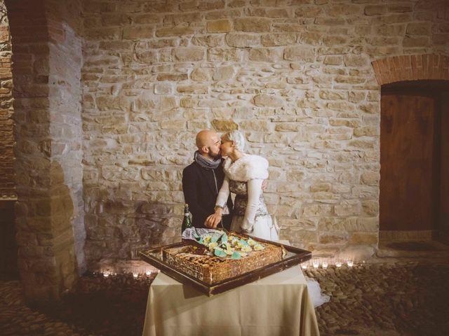 Il matrimonio di Marco e Giorgia a Brisighella, Ravenna 49