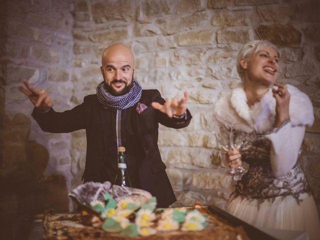 Il matrimonio di Marco e Giorgia a Brisighella, Ravenna 51