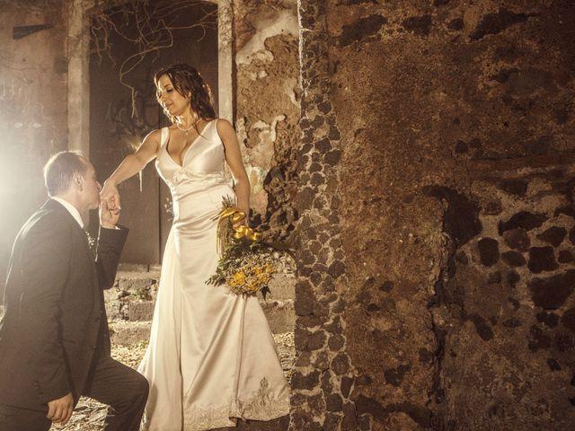 Le nozze di Doriana e Silvio