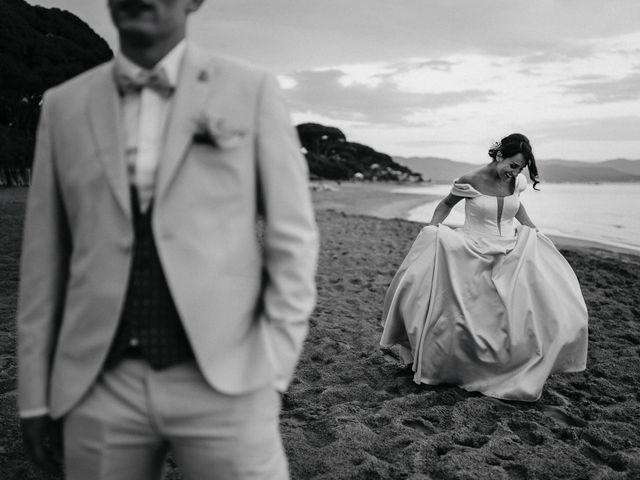 Il matrimonio di Gianluca e Valentina a Follonica, Grosseto 50