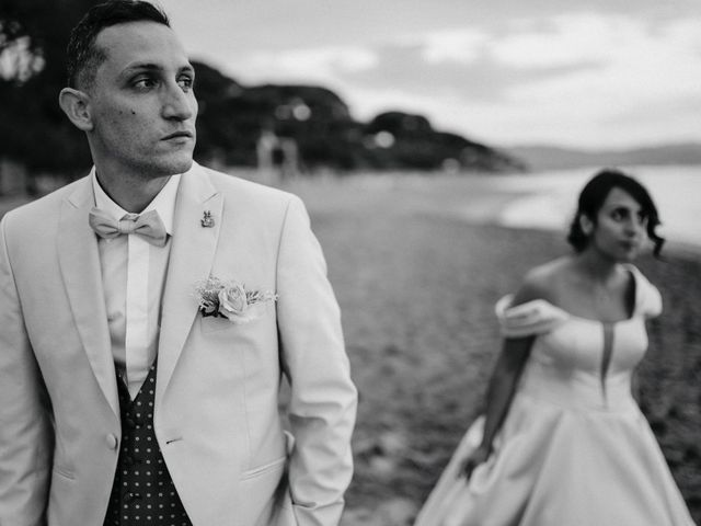 Il matrimonio di Gianluca e Valentina a Follonica, Grosseto 52
