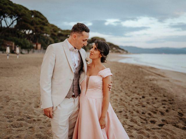 Il matrimonio di Gianluca e Valentina a Follonica, Grosseto 54