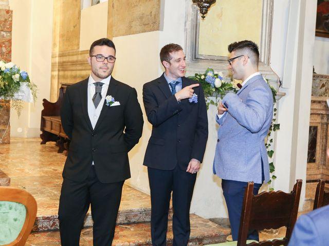 Il matrimonio di Matteo e Gaia a Busto Arsizio, Varese 7