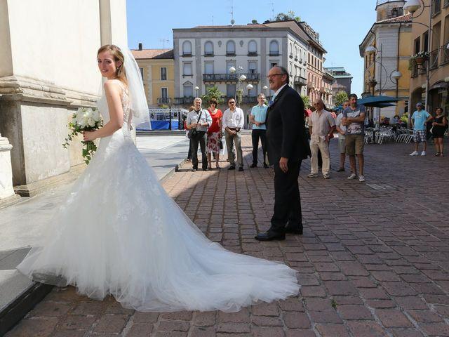 Il matrimonio di Matteo e Gaia a Busto Arsizio, Varese 8