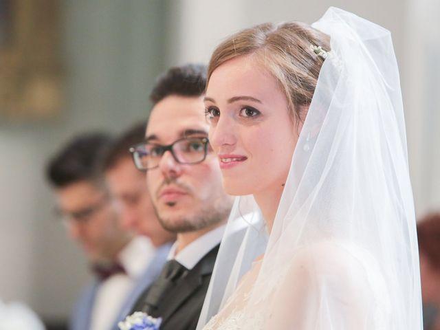 Il matrimonio di Matteo e Gaia a Busto Arsizio, Varese 9
